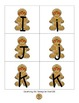 Gingerbread Alphabet Matching