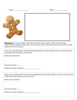 Gingerbread Arrays