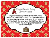 ABC Gingerbread Baby Game