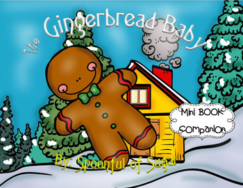 Gingerbread Baby (Book Companion)