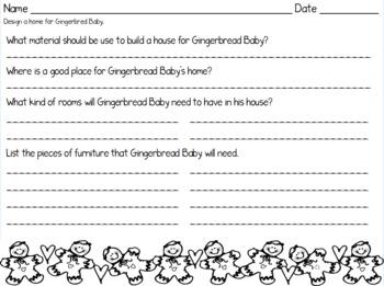 Gingerbread Baby Book Companion