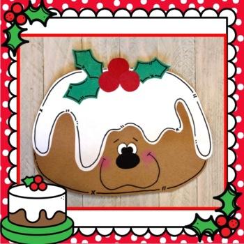 Christmas Pudding, December crafts