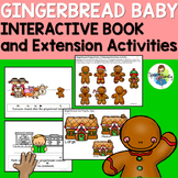 Gingerbread Baby Interactive Book & Extension Activities