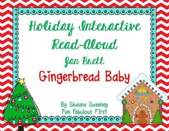 Gingerbread Baby Interactive Read Aloud