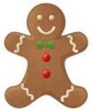 Gingerbread Baby Interactive Song & Creative Coloring