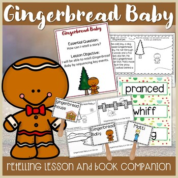 Gingerbread Baby Lesson Plan and Book Companion