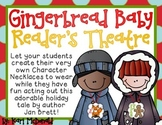 Gingerbread Baby Readers Theatre: A Holiday Literacy Activity (Theater)