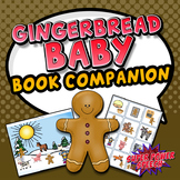 Gingerbread Baby Speech Therapy Book Companion