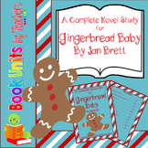 Gingerbread Baby by Jan Brett Book Unit