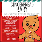 Gingerbread Baby - Jan Brett