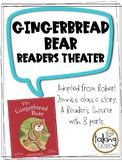 Gingerbread Bear- Reader's Theater