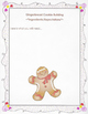 Gingerbread Behavior Modification ~*Whole Class*~