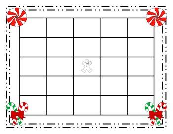 Gingerbread Bingo