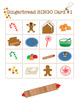 Gingerbread Man Bingo: Great for Holiday/Winter/Christmas Party