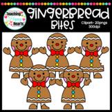 Gingerbread Bites Clipart