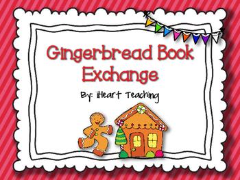 Gingerbread Book Exchange