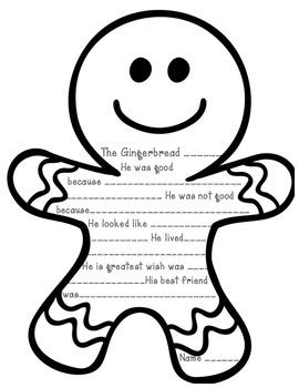 Gingerbread Book Study
