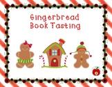 Gingerbread Book Tasting