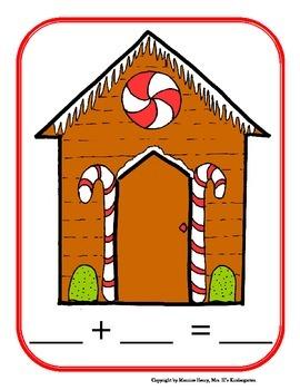 Gingerbread Boy Activities For Math