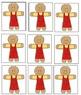 Gingerbread Man Classbook