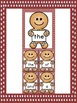 Gingerbread Boy Fry First 100 Sight Word Posters and Flashcards