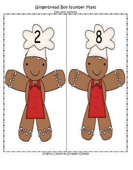 Gingerbread Boy Lesson Plan Theme