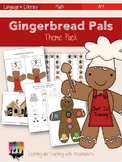 Gingerbread Boy Lesson Plan Theme