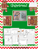 Gingerbread Boy and Girl Craftivity & Printables