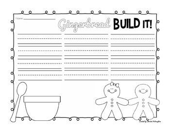 Gingerbread Build It!