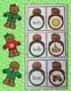 Gingerbread CVC Match Up