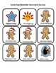 Gingerbread Calendar Set for November, December, and January