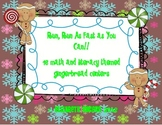 Gingerbread Center Packet ~ 16 Literacy and Math Centers