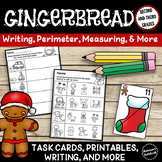 Christmas Activities | Literacy and Math