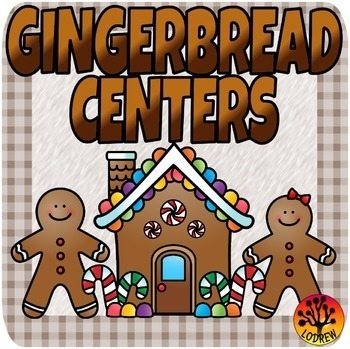 Gingerbread Centers Activities Christmas Centers Winter Ma