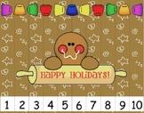 Gingerbread Centers Workstations Pre-K & Kindergarten