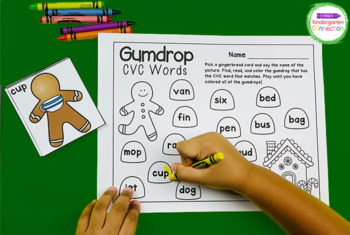 Gingerbread Centers and Activities for Pre-K/Kindergarten