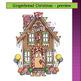 Gingerbread Christmas Clip Art