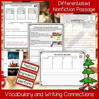 Gingerbread Christmas by Jan Brett Interactive Read Aloud Lesson Plan