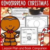 Gingerbread Christmas by Jan Brett Lesson Plan and Book Companion