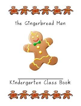 Gingerbread ClassBook