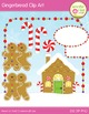 Gingerbread Clip Art