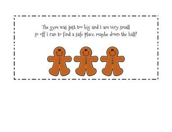 Gingerbread Clues