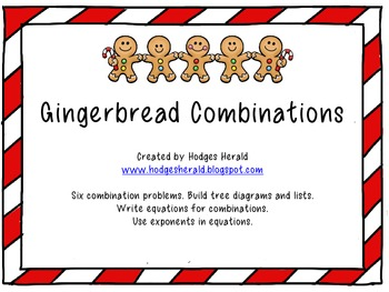 Gingerbread Combinations