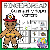 Gingerbread Community Helper Centers