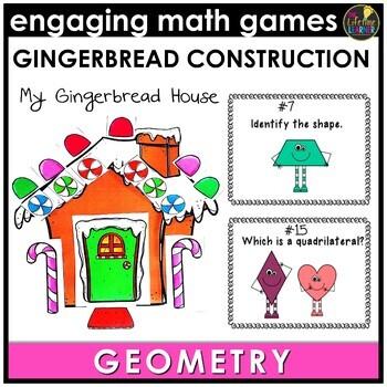 Christmas Geometry Game