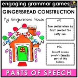 Christmas Parts of Speech Game