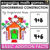 Christmas Addition Facts Game