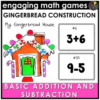 Christmas Addition and Subtraction Facts