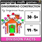 Christmas Division Facts Game
