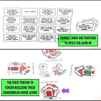 Christmas Multiplication Strategies Game